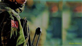 Askerlik Nedeniyle İşten Ayrılma Dilekçesi